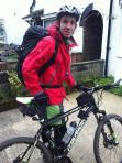 Heading off on my own to Brighton. Without the puncture repairs